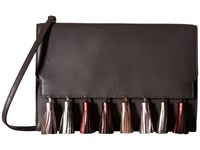 Rebecca Minkoff Sofia Clutch New Grey Metallic Multi Clutch Handbags