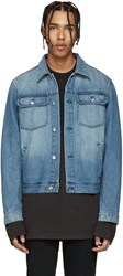 Blk Dnm Blue Denim 15 Jacket