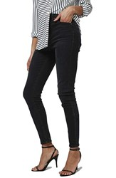 Topshop Women's Washed Skinny Jeans