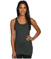 The North Face Lite Tank Top Darkest Spruce Women's Sleeveless Green