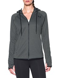 Under Armour Solid Long Sleeve Hoodie Carbon Heather