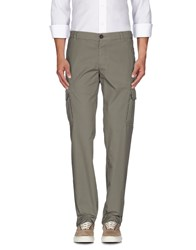 Brunello Cucinelli Trousers Casual Trousers Men Military Green