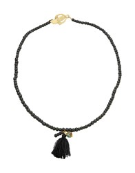 First People First Jewellery Necklaces Women Dark Brown