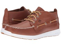 Sperry Sojourn Chukka Leather Boot Tan Men's Lace Up Boots