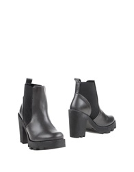 Pieces Ankle Boots Lead