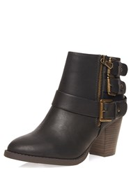 Dorothy Perkins Madison Ankle Boots Black