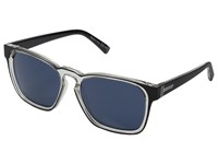 Von Zipper Levee Black Crystal Navy Sport Sunglasses