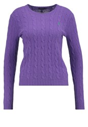 Polo Ralph Lauren Julianna Jumper Spencer Purple
