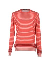 Guess By Marciano Knitwear Jumpers Men Red