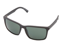Vonzipper Lesmore Black Satin Grey Sport Sunglasses Gray