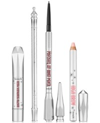 Benefit 5 Pc. Defined And Refined Brow Set Meidum