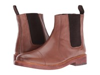 Lotus Lexton Brown Leather Men's Pull On Boots