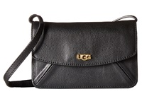 Ugg Rae Crossbody Black Cross Body Handbags