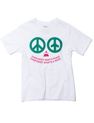 Club 75 Peace S S T Shirt