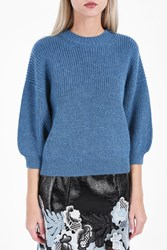 3.1 Phillip Lim Women S 3 4 Mohair Wool Jumper Boutique1 Green