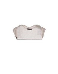 Tru Trussardi Shrugs Light Grey