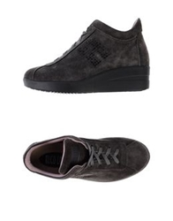 Ruco Line Low Tops And Trainers Dark Brown