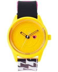 Harajuku Lovers Unisex Solar Limited Edition Modern Lovers Strap Watch 40Mm Hl2106