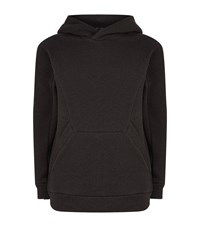 Helmut Lang Infiltrated Hood Sweater Male Black