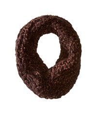 San Diego Hat Company Bss1681 Chunky Yarn Crochet Knit Scarf Brown Scarves