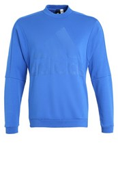 Adidas Performance Long Sleeved Top Blue