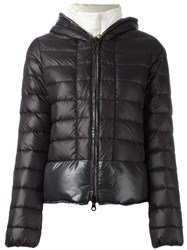 Duvetica 'Alexina' Padded Jacket Black