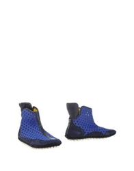 Dirk Bikkembergs Ankle Boots Blue