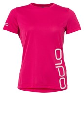 Odlo Event Sports Shirt Beetroot Purple Berry