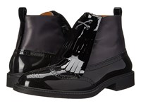 Vivienne Westwood Boot Brogue With Kiltie Black Men's Lace Up Boots