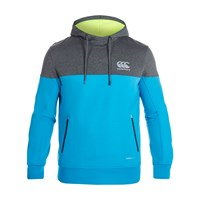 Canterbury Of New Zealand Men's Vaposhield Over The Head Hoody Blue