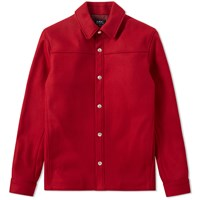 A.P.C. Paolo Jacket Red