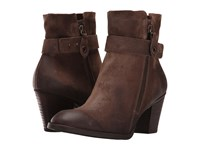 Paul Green Dallas Boot Earth Suede Women's Boots Brown