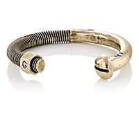 Giles And Brother Men's Nut Bolt Cuff Gold No Color Gold No Color