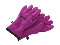 Outdoor Research Fuzzy Gloves Youth Orchid Extreme Cold Weather Gloves Purple