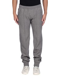 Kangra Cashmere Trousers Casual Trousers Men Grey