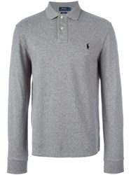 Polo Ralph Lauren Longsleeved Shirt Grey
