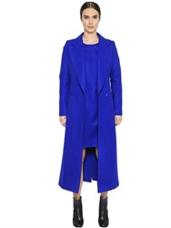 Maison Martin Margiela Double Breasted Wool And Cashmere Coat