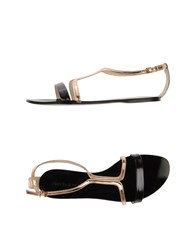 Anna Baiguera Footwear Sandals Women Copper