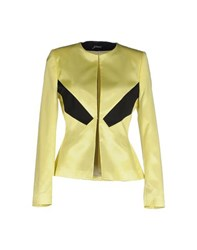 Gattinoni Suits And Jackets Blazers Women Acid Green