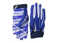 Nike Superbad 3.0 Game Royal College Navy White Lifting Gloves Blue