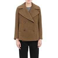 Brushed Twill Peacoat Army Green