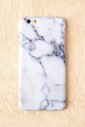 Urban Outfitters Uo Custom Iphone 6 Case Washed Black
