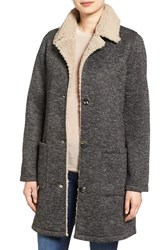 Steve Madden Women's Faux Shearling Jacket