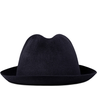 Larose Navy Tribly Without Lining For Summer Hat