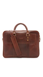 J.W. Hulme Co. Fremont Attache Briefcase American Heritage