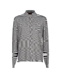 Missoni Shirts Shirts Men Black