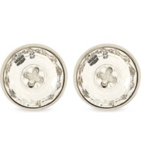 Ted Baker Kinley Crystal Button Stud Earring