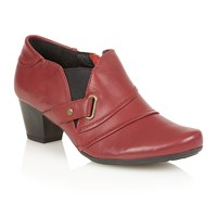 Lotus Celt Boot Shoes Red