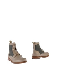 Rokin Ankle Boots Dove Grey