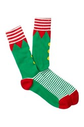 Bottoms Out Holiday Socks Multi